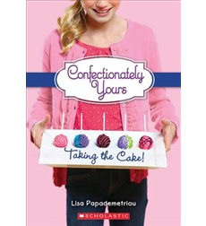 Confectionately Yours: Taking the Cake!