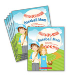 Guided Reading Set: Level F – Baseball Mom