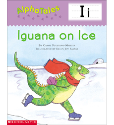 AlphaTales: I: Iguana on Ice