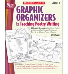Graphic Organizers for Teaching Poetry Writing