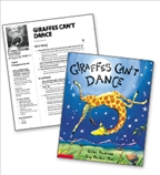 Giraffes Can't Dance - Literacy Fun Pack Express