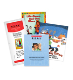 Scholastic R.E.A.L. 7 Month Student Package - Grade K