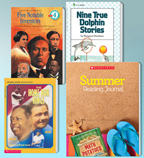 My Books Summer Intervention Packs Aligned to Read 180 Stage A , Level 3—NonFiction