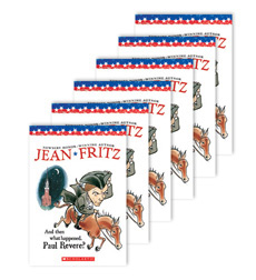 Guided Reading Set: Level R-And Then What Happened, Paul Revere?