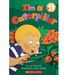 Scholastic Reader! Science Level 1-I Am: I'm a Caterpillar