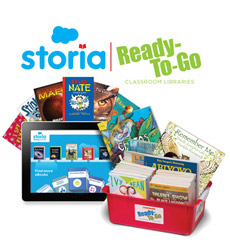 Ready-To-Go & Storia Complete Classroom Library, Grade 4