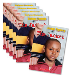 Guided Reading Set: Level R – The Jacket