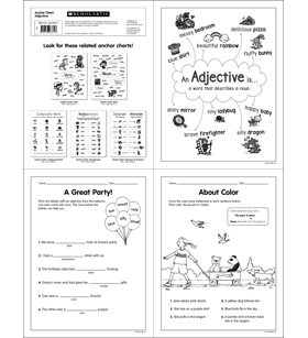 Anchor Chart: Adjective