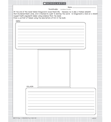 Alex Rider Adventure #1: Stormbreaker - Activity Sheet