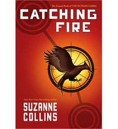 Hunger Games #2: Catching Fire 9780439023498