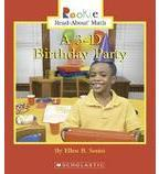 Rookie Read-About® Math: A 3-D Birthday Party
