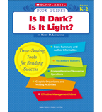 Scholastic Book Guides: Is it Dark? Is it Light?