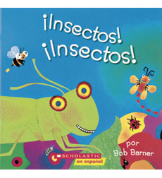 "Rhyming text and vibrant paper collages present bugs, bugs, bugs, with actual-size bug charts and fun facts! ""Butterfly-bright, multimedia artwork makes this book soar.""-Publishers Weekly"