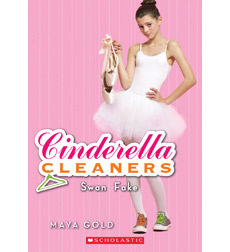 Cinderella Cleaners: Swan Fake
