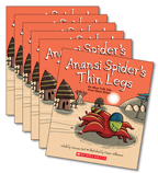 Guided Reading Set: Level I – Anansi Spider's Thin Legs