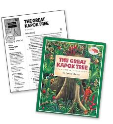 The Great Kapok Tree - Literacy Fun Pack Express