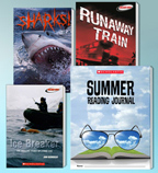 My Books Summer Intervention Packs Aligned to Read 180, Stage B , Level 1—NonFiction