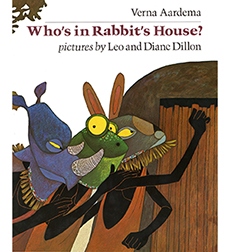 Who's In Rabbit's House?