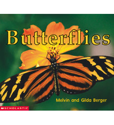 Scholastic Time-to-Discover Readers: Butterflies