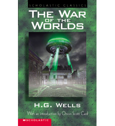 war of the worlds book report A newly-written sequel to hg wells' the war of the worlds this report originally referred to steve baxter's new book as an war of the worlds book news.