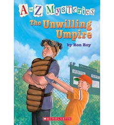 A to Z Mysteries: The Unwilling Umpire