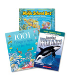 CLEARANCE: Oceans and Ocean Life Grades PreK-2