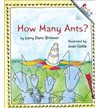 Rookie Reader®—Level B: How Many Ants?