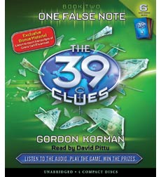 39 Clues, The Book Two: One False Note