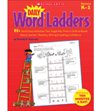 Daily Word Ladders: Grades K–1