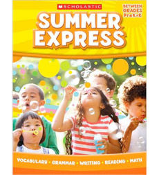 Summer Express PreK–K