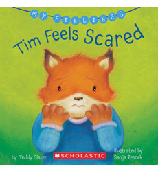 My Feelings: Tim Feels Scared