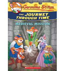 Geronimo Stilton-The Journey Through Time: Medieval Mission