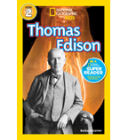 National Geographic Kids Readers: Thomas Edison