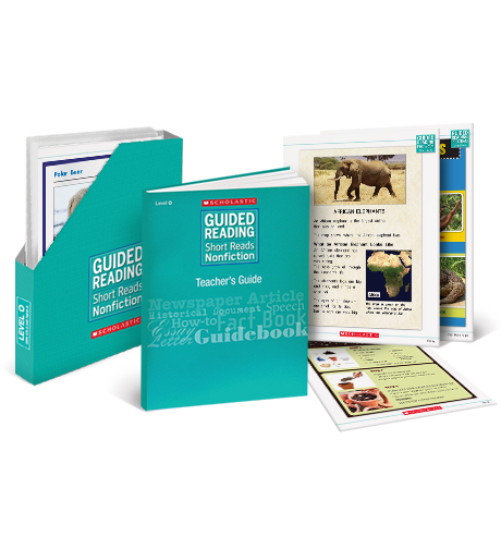 Guided Reading Short Reads Nonfiction Level H