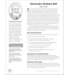Alexander Graham Bell: Person of the Month (July)