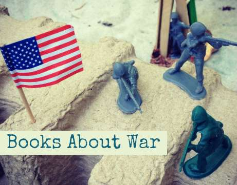 8 Books About War for Kids