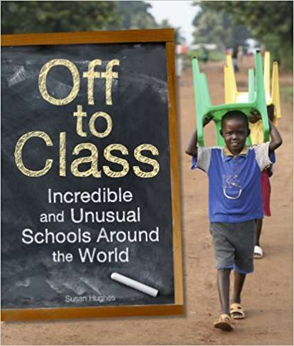 Books About School Around the World