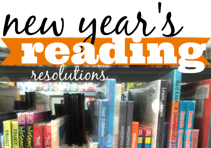 Create Your Family New Year's Reading Resolutions